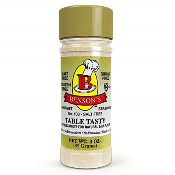 Table Tasty Original Salt Substitute 3 oz Bottle