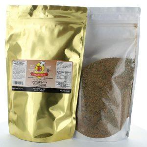 Ponderosa Wild Game & Beef Salt Free Seasoning 1 lb Bag