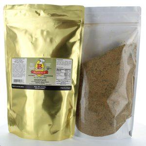 Heritage Game Bird & Poultry Salt Free Seasoning 1 lb Bag