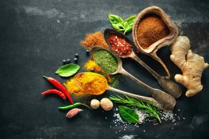 Sodium in Spices